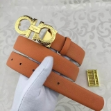 Ferragamo Belts Original Quality 95-110CM -QQ (290)