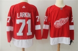Detroit Red Wings #71 Red NHL Jersey
