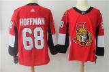 Ottawa Senators #68 Red NHL Jersey