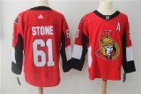Ottawa Senators #61 Red NHL Jersey