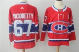 Montreal Canadiens #67 red NHL Jersey (7)