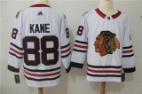 Chicago Blackhawks #88 white NHL Jersey (5)