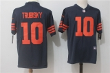 Chicago Bears #10 Blue NFL Jersey (3)