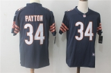 Chicago Bears #34 Blue NFL Jersey (11)
