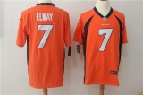 NFL Denver Broncos #7 orange Jerseys (5)