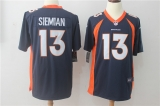 NFL Denver Broncos #13 Blue Jerseys (9)