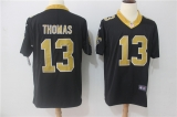 New Orleans Saints #13 Black NFL Jersey (5)