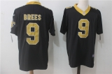 New Orleans Saints #9 Black NFL Jersey (6)