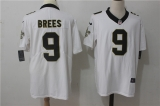 New Orleans Saints #9 White  NFL Jersey (11)