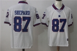 New York Giants #87 White NFL Jersey (7)
