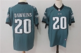 Philadelphia Eagles #20 Green NFL Jersey (6)
