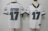 Philadelphia Eagles #17 White NFL Jersey (12)