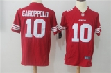 San Francisco 49ers #10 Red NFL Jersey (2)