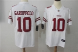 San Francisco 49ers #10 White NFL Jersey (5)