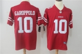 San Francisco 49ers #10 Red NFL Jersey (7)
