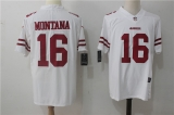 San Francisco 49ers #16 White NFL Jersey (10)