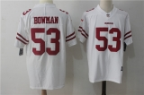 San Francisco 49ers #53 White NFL Jersey (11)