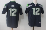 Seattle Seahawks #12 Blue NFL Jersey (7)
