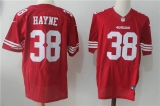San Francisco 49ers #38 Red NFL Jersey (21)