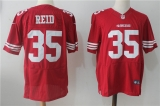 San Francisco 49ers #35 Red NFL Jersey (23)