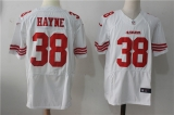 San Francisco 49ers #38 White NFL Jersey (28)
