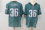 Philadelphia Eagles #36 Green NFL Jersey (18)