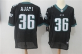 Philadelphia Eagles #36 Black  NFL Jersey (23)