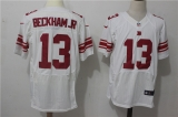 New York Giants #13 White NFL Jersey (17)