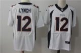 Denver Broncos #12 White NFL Jerseys (15)