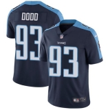 Nike Titans #93 Kevin Dodd Navy Blue Alternate Men\'s Stitched NFL Vapor Untouchable Limited Jersey
