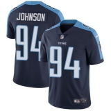 Nike Titans #94 Austin Johnson Navy Blue Alternate Men\'s Stitched NFL Vapor Untouchable Limited Jersey