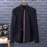 Dior long shirt man M-XXXXL(good quality) (3)
