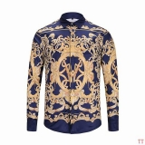 Versace long shirt man M-XXL (11)