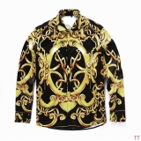 Versace long shirt man M-XXL (21)