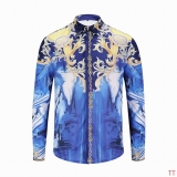 Versace long shirt man M-XXL (22)