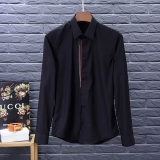 Versace long shirt man M-XXXXL(good quality) (9)