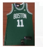 Nike Boston Celtics #11 NBA Jersey Green