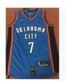 Nike Oklahoma City Thunder #7 NBA Jersey