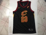 Nike Cleveland Cavaliers #23 NBA Jersey Black