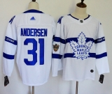 Toronto Maple Leafs #31 white NHL Jersey (10)