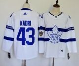 Toronto Maple Leafs #43 white NHL Jersey (12)