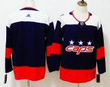 Washington Capitals Black Red NHL Jersey (8)