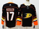 Anaheim Ducks #17 Black NHL Jersey (1)