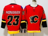 Calgary Flames #23 Red  NHL Jersey (6)