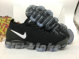 Nike Super Max Perfect Air max VaporMax 2.0 All Black Men And Women Shoes (98%Authenic)-JB (79)