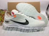 Super Max Perfect Nike The 10 Air Max 97 X OFF-WHITE Men And Women Shoes -ZL(52)