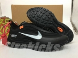 Super Max Perfect Nike The 10 Air Max 97 X OFF-WHITE Men And Women Shoes -JB(53)