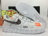 Super Max Perfect OFF-WHITE x Nike Air Force 1  Light Men And Women Casual Shoes(98%Authentic)-JB(66)