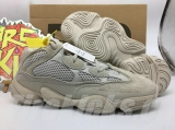 "Super Max Perfect Adidas Yeezy 500 ""Blush"" Men And Women Shoes-LY"