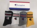 (With Box) A Box of Champion Socks -QQ (1)